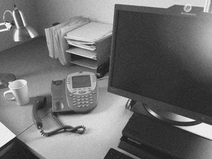 desk b&w grain for web