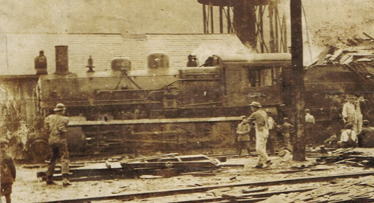 Quincy RR yard-1917 adjusted