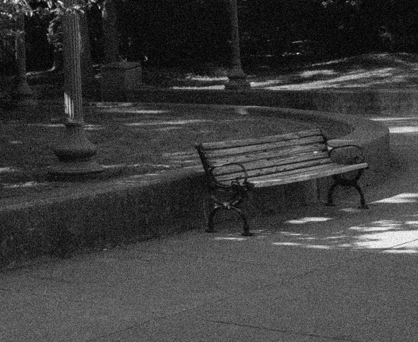 empty bench 2
